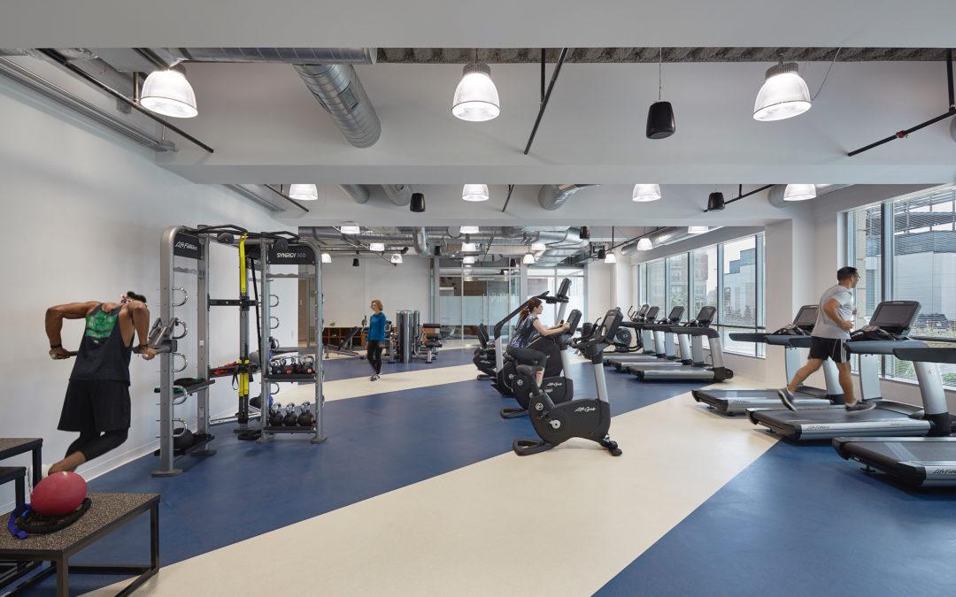 Gym Application
