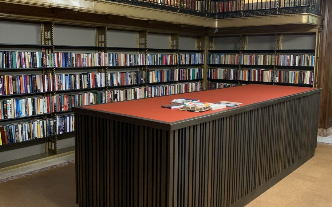 New York Public Library, NY