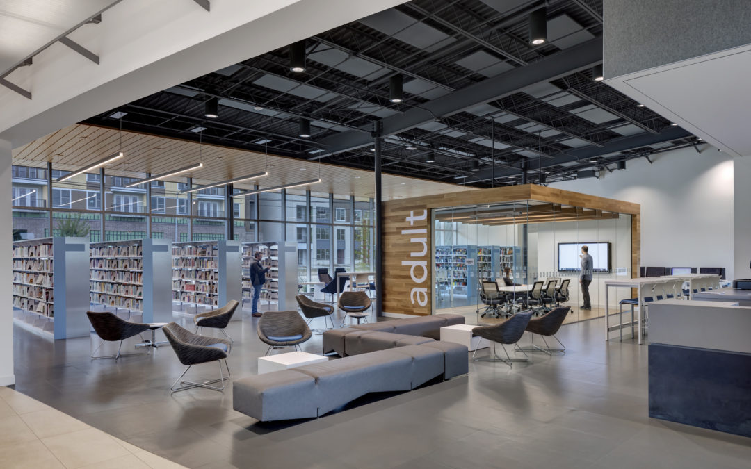 Young Library – Houston, TX