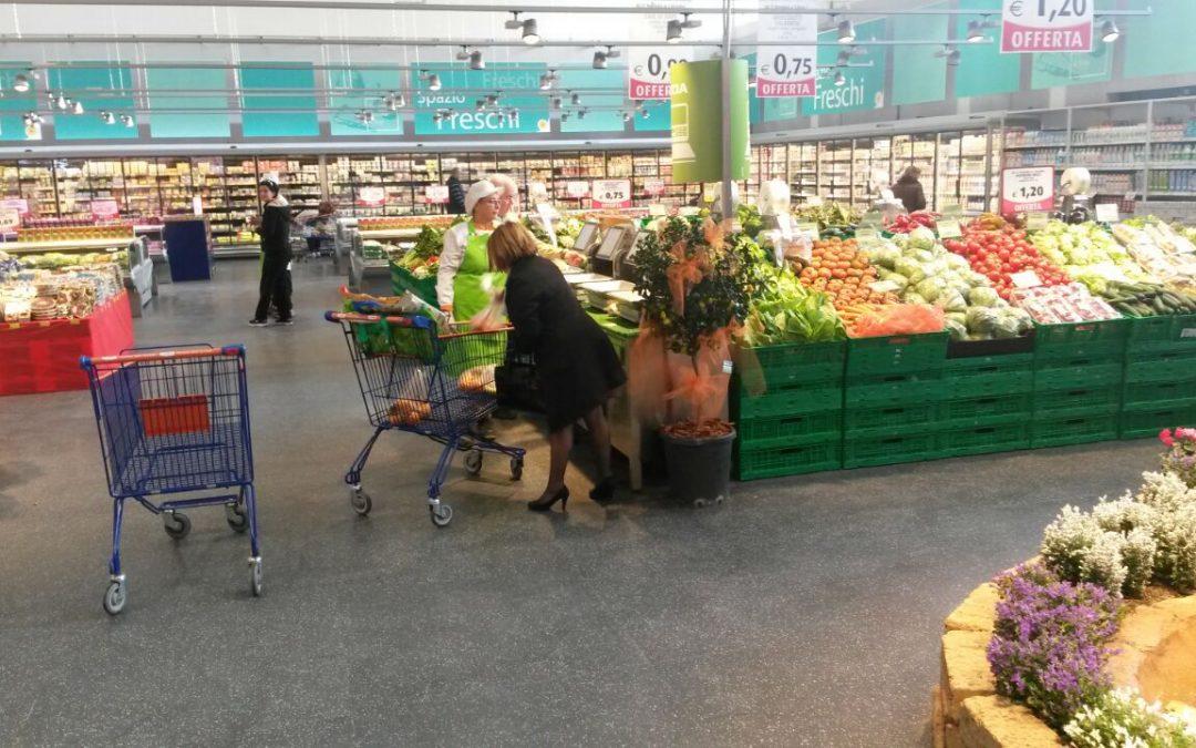 Conad Grocery, Italy