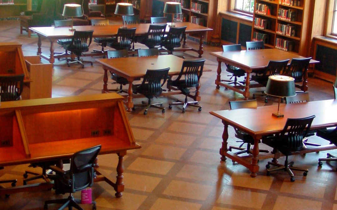 Harvard Baker Library
