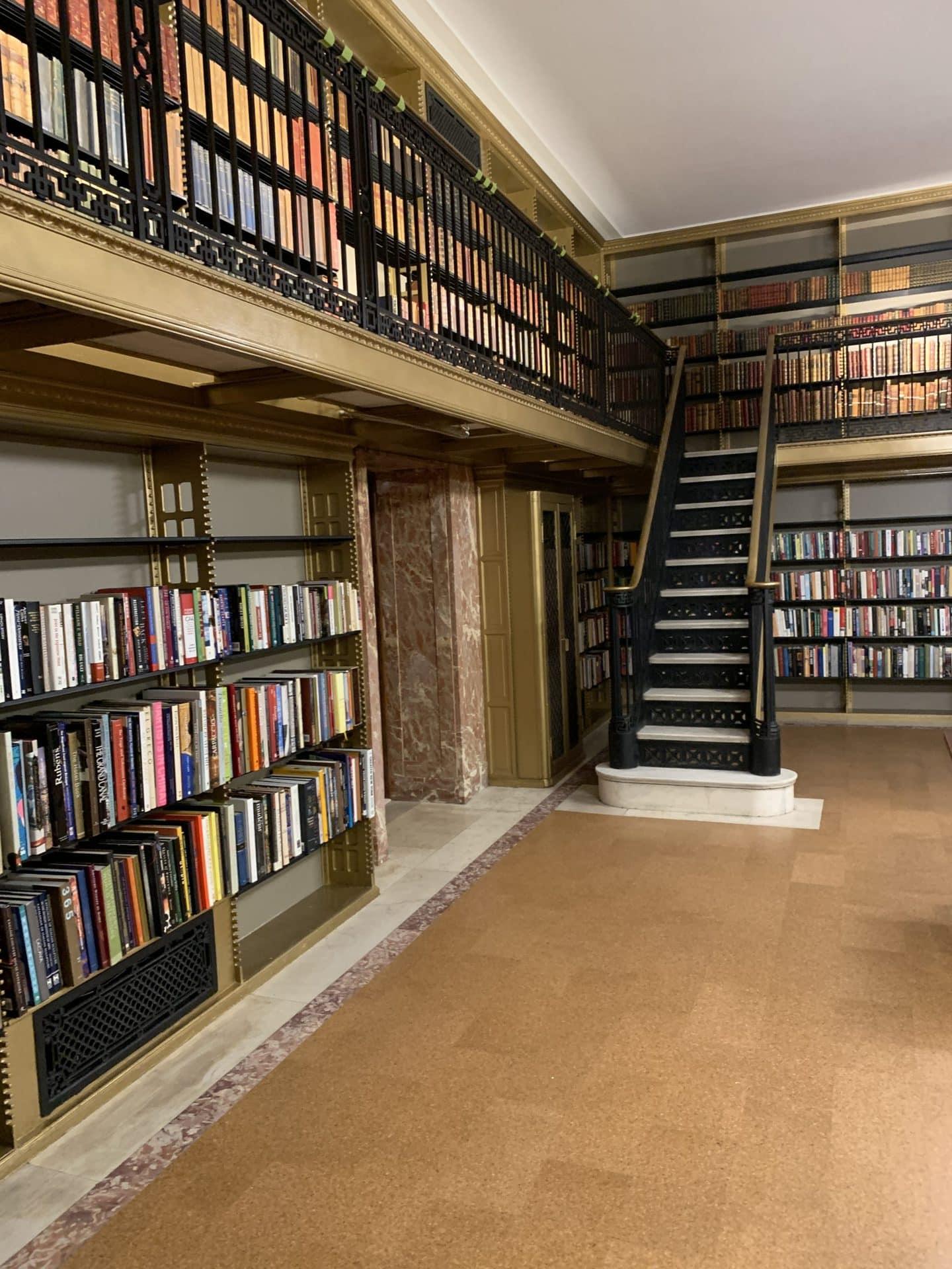 New York Public Library Ny Zandur